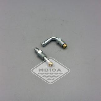 Delphi 296 brandstoffilter aansluit-tule