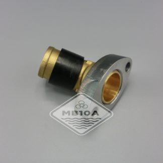 Uitlaatflens 45 graden MB10a