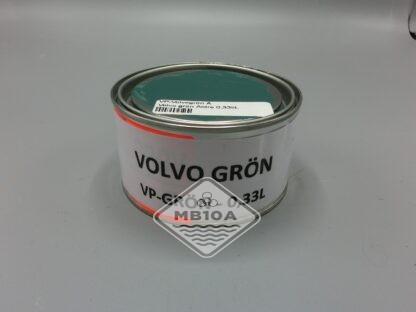 Motorverf Volvo Penta Groen